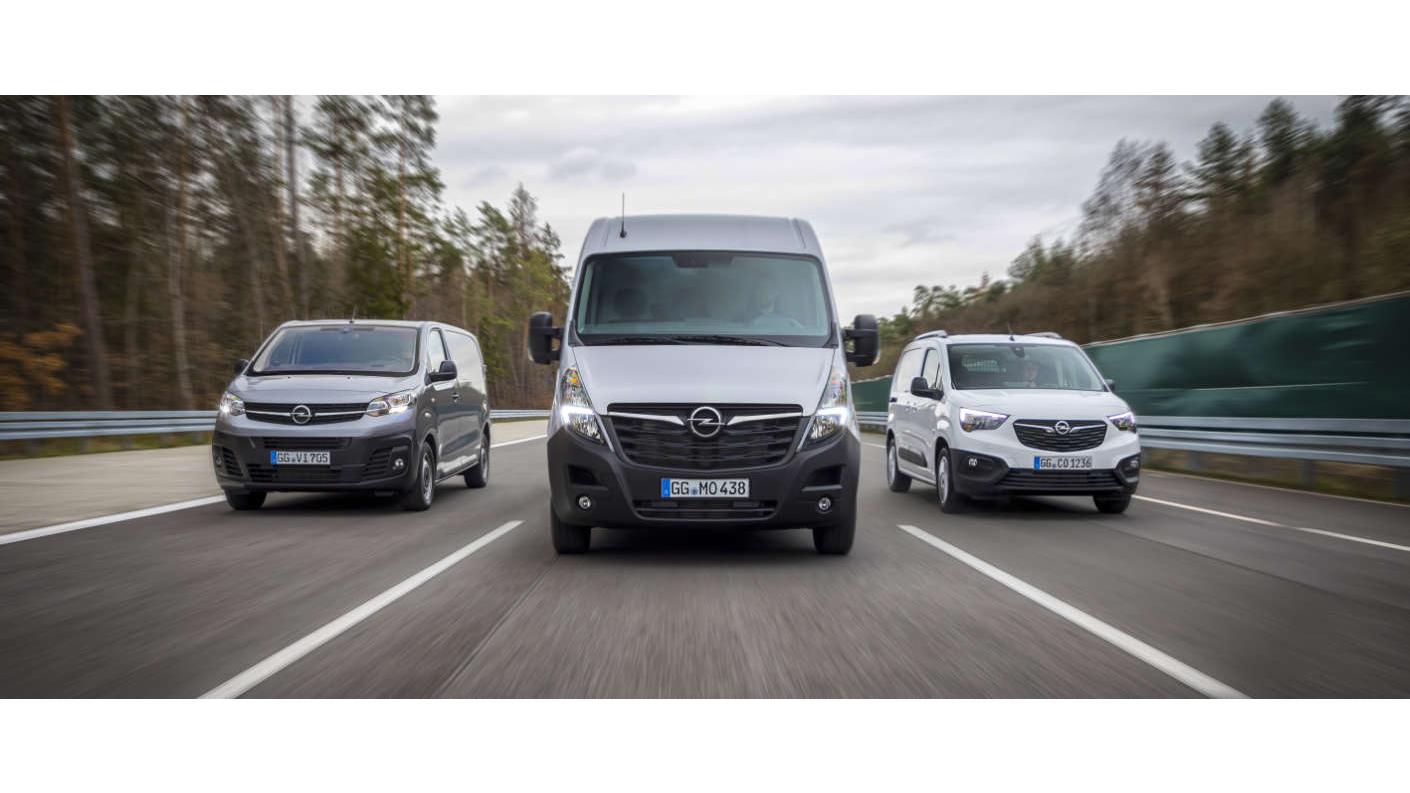 Opel знижує ціни навсі комерційні автомобілі: наша ціна менша— ваша вигода більша!