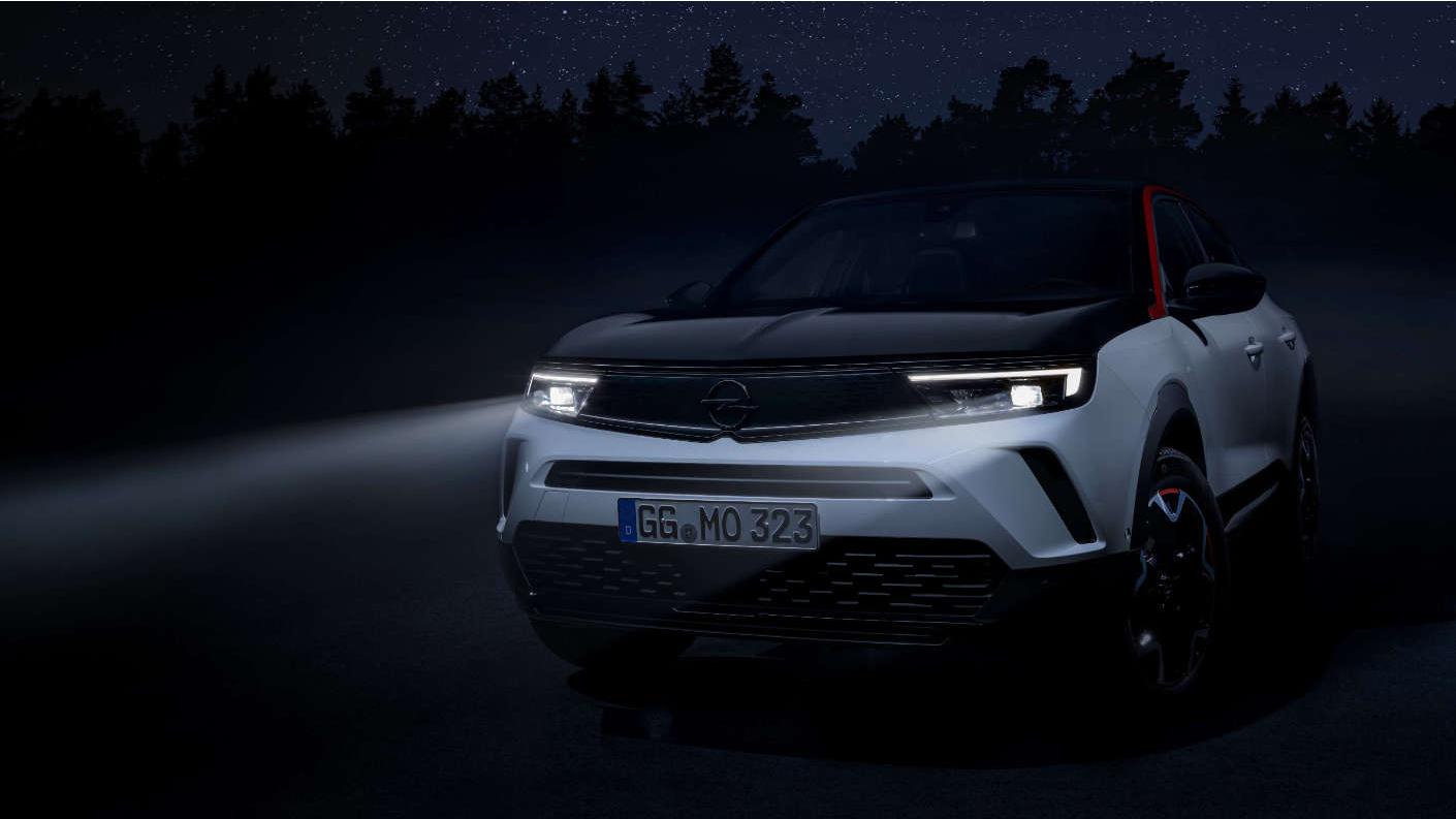 Відкрита завіса таємниці— дізнайтеся комплектації нової Opel Mokka для України першими