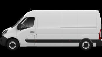 Opel Movano 2,3 л (150 к. с.) МКПП-6 F3500 L3H2 2021