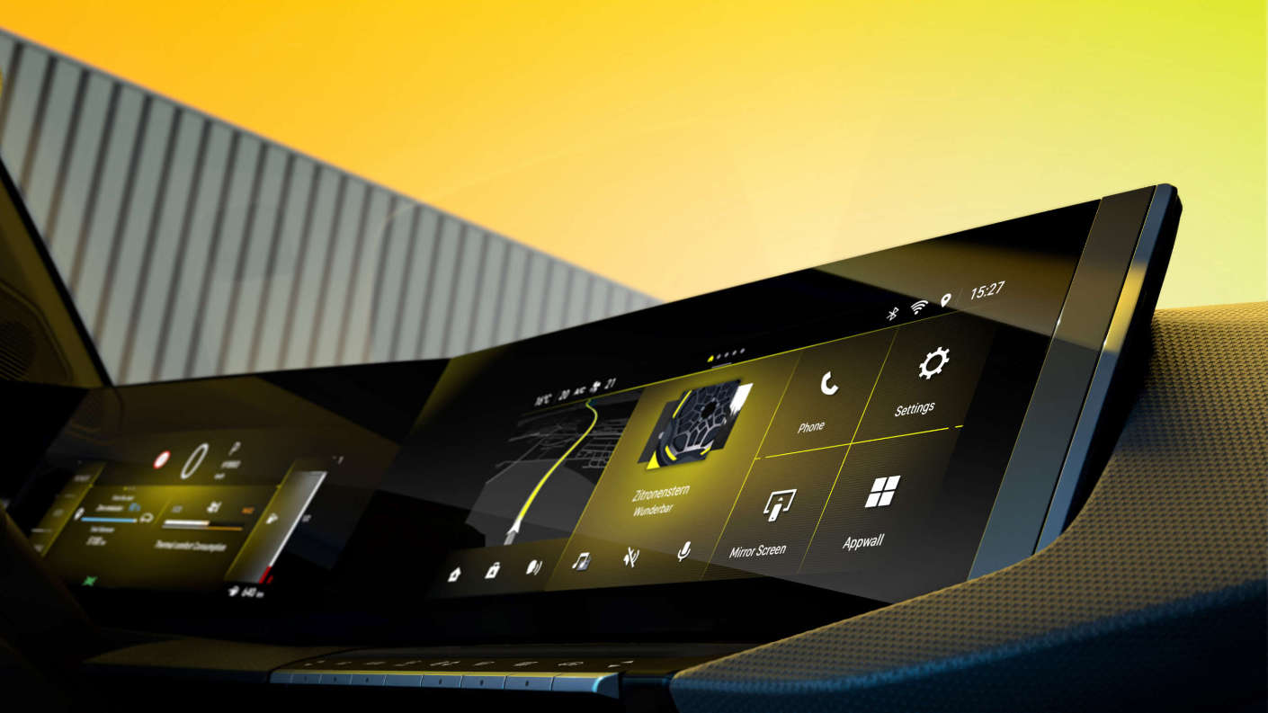 Цифровий інтер'єр Pure Panel наступного покоління