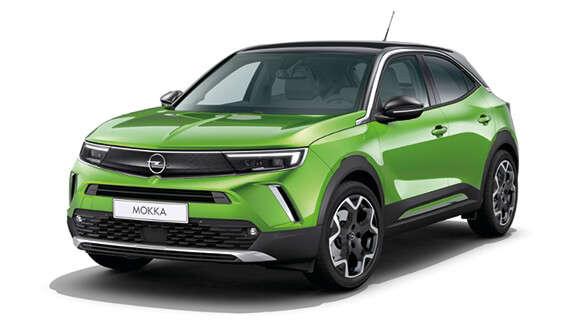 Opel Mokka, зовнішній вигляд, комплектація Ultimate